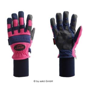 Tehnične protivrezne rokavice Asko GUARD – kratka tkana manšeta - ŽENSKI MODEL