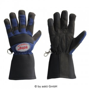Mladinske gasilske rokavice Asko YOUTH - dolga manšeta