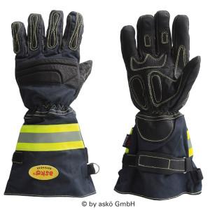 Gasilske rokavice Asko DEFENDER - dolga manšeta