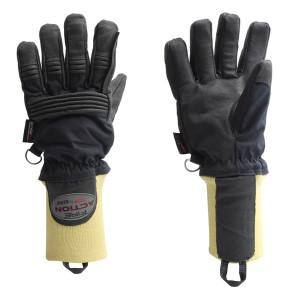 Gasilske rokavice Asko FIRE ACTION TOP - kratka tkana manšeta
