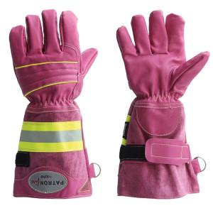 Gasilske rokavice Asko PATRON FIRE - dolga manšeta - ŽENSKI MODEL