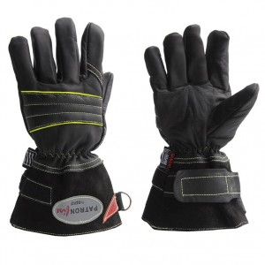 Gasilske rokavice Asko PATRON FIRE - kratka manšeta