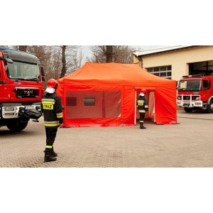 Gasilski šotor Lubawa 3x3