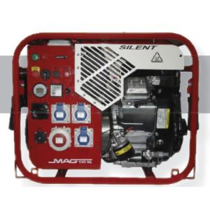 Elektro agregat Mag-motoren 135SL, 8kVA