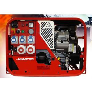 Elektro agregat Mag-motoren 153E, 13,6kVA