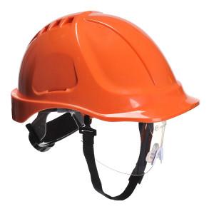 Zaščitna čelada z vizirjem Portwest ENDURANCE PLUS PW54