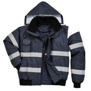 Dežna jakna Portwest BOMBER IONA 3 v 1 S435