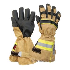Gasilske rokavice Asko FIRE KEEPER PBI MATRIX- dolga manšeta