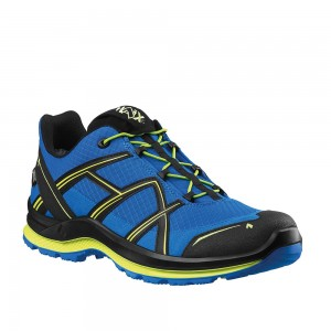 Čevlji Haix BLACK EAGLE ADVENTURE 2.1 GTX low/blue-citrus