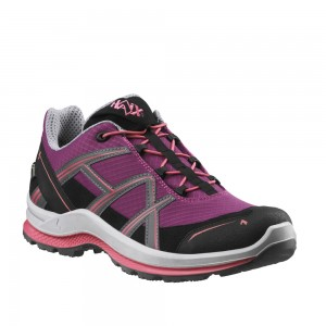 Čevlji Haix BLACK EAGLE ADVENTURE 2.1 GTX Ws low/purple-rose