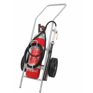 Prevozni gasilni aparat CO2 - 10kg Mobiak