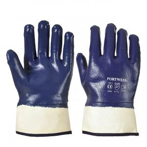 Zaščitne nitrilne rokavice Portwest A302
