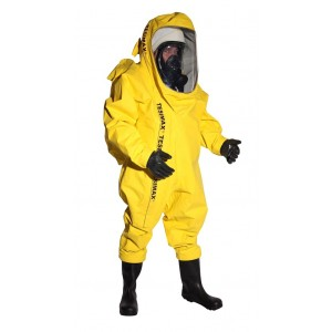 Plinotesna kemična zaščitna obleka Tesimax VS5 SYKAN