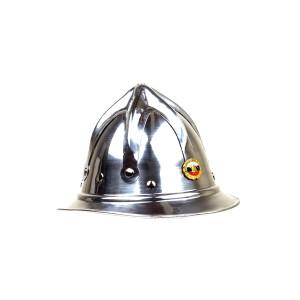 Aluminjasta gasilska svečana čelada