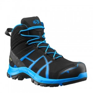 Zaščitni čevlji Haix BLACK EAGLE SAFETY 40 Mid - black/blue