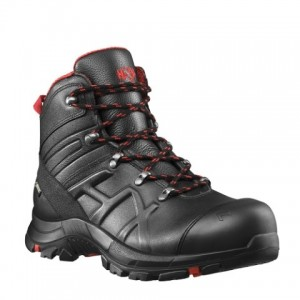 Zaščitni čevlji Haix BLACK EAGLE SAFETY 54 Mid -black/red