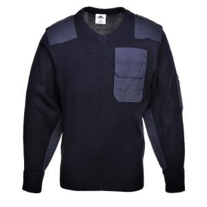 Pleten pulover z nizkim ovratnikom Portwest B310 NATO