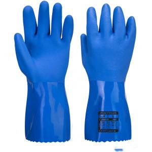 PVC rokavice za zaščito pred kemikalijami Portwest A881 CHEM MARINE ULTRA
