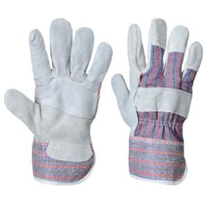 Usnjene monterske rokavice Portwest A210 - OUTLET