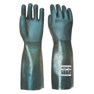 Rokavice za zaščito pred kemikalijami Portwest A845