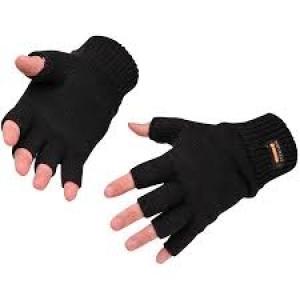 Pletene rokavice brez prstov Portwest GL14 INSULATEX