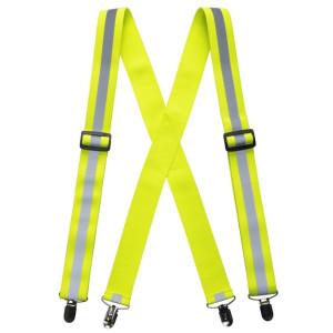 Visokovidne naramnice za hlače Portwest HV56