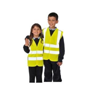 Odsevni otroški brezrokavnik Portwest JN14