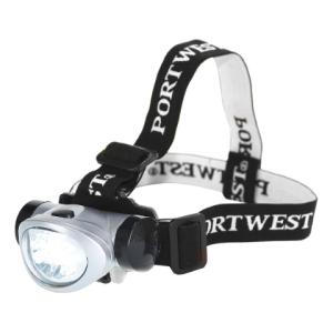 Naglavna svetilka LED Portwest PA50 - 40lm