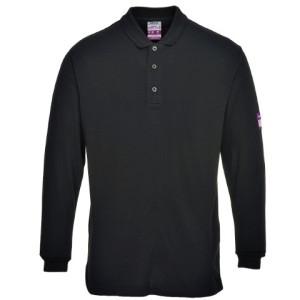 Negorljiva polo majica z dolgimi rokavi Portwest FR10