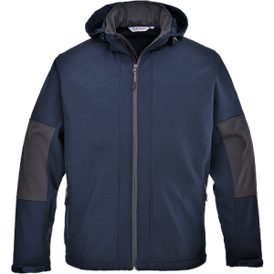 Softshell jakna s kapuco Portwest TK53 - OUTLET