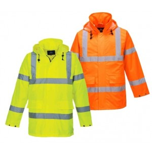 Visokovidna dežna jakna Portwest LITE S160