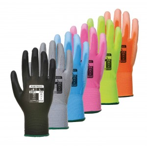 Zaščitne rokavice s PU dlanjo Portwest A120