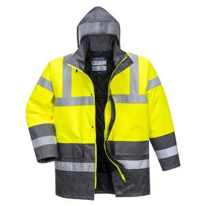 Visokovidna dežna jakna Portwest S466