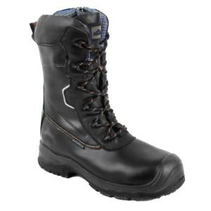Visoki vodoodporni zaščitni čevlji Portwest FD01 S3 HRO CI WR