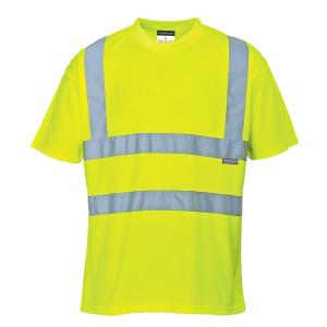Visokovidna majica s kratkimi rokavi Portwest S478-OUTLET