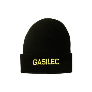 Zimska pletena kapa z napisom GASILEC