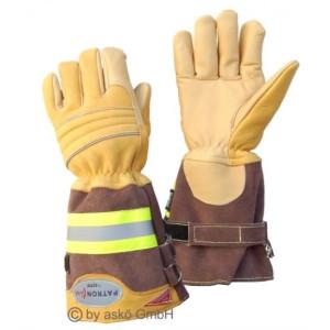 Gasilske rokavice Asko PATRON FIRE ELK - dolga manšeta