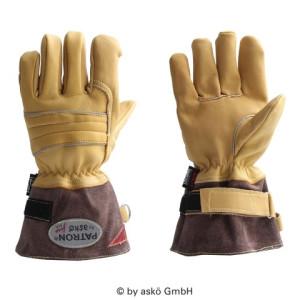 Gasilske rokavice Asko PATRON FIRE ELK - kratka manšeta