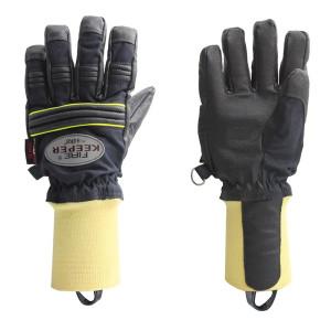 Gasilske rokavice Asko FIRE KEEPER - kratka tkana manšeta