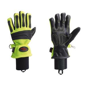 Tehnične rokavice Asko VISION - kratka tkana manšeta