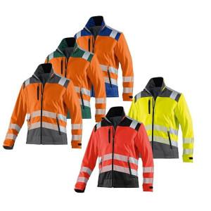 Softshell jakna Kubler REFLECTIQ PPE 2