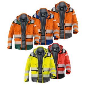 Delovna jakna Kubler REFLECTIQ SYMPATEX® PPE 2