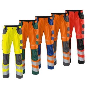 Delovne hlače Kubler REFLECTIQ PPE 2