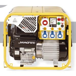 Elektro agregat Mag-motoren 122SL, 5kVA