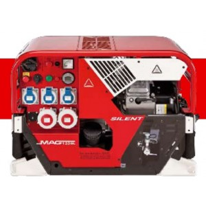 Elektro agregat Mag-motoren 133SL, 8kVA