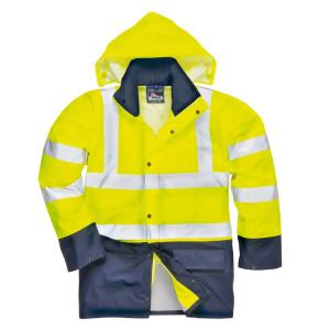 Visokovidna delovna jakna Portwest SEALTEX ULTRA S496