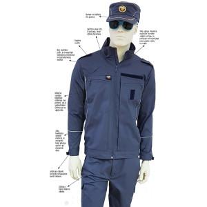 Gasilska delovna obleka tip B UTG - ODPRODAJA ZALOGE