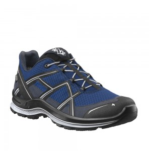 Čevlji Haix BLACK EAGLE ADVENTURE 2.1 GTX low/navy-grey