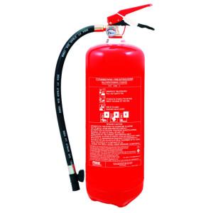 Gasilni aparat na prah 9kg Mobiak S-9