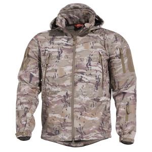 Taktična soft-shell jakna Pentagon ARTAXES- Camo